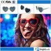 2015 Fashion Hot selling heart shaped Sunglasses