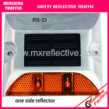 solar reflective road stud safety products