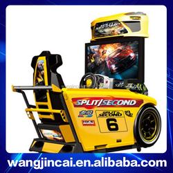 hot sale speed motor racing car games motorcycle simulator arcade machine Need for speed