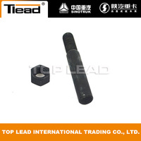 TOP LEAD SINOTRUK WG9100411006 and 90003871534 king pin position limit bolt, knocle pin tighten bolt with nut