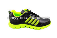 2013 latest men bright color light weight sport shoes