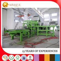 Factory Plastic Recycling Machine Germany 2015 Price