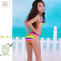 Very Hot Sexy Girl Wear Latest Kids Girls Swimwear For Children