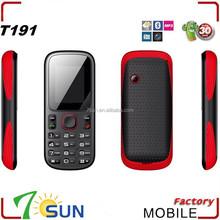 T191 telefono celulares blu