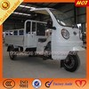 2015 three wheel cargo motorcycle on sale /high quality gasoline ABS cabin cargo tricycle