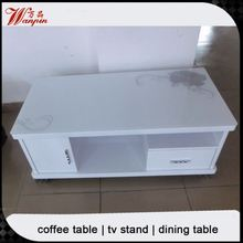 hot sell wooden base cnetre table