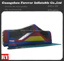 Residential Small Inflatable Slide with One Lanes