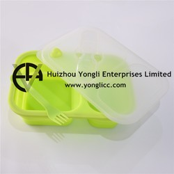 ECO Friend Silicone Microwave Plastic Food Container Sealer