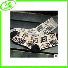 Unisex cotton knit sock sport winter basketball socks