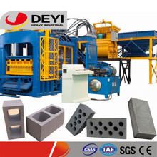 30 Days Delivery Time Concrete Block Making Machine, Block Making Machine Price