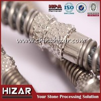 High quality diamond wire saw on sale,use for block stone industry