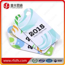 Popular t5577 mini pvc card
