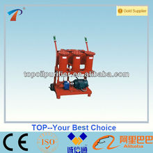 Hot!! 2013 Newest portable small size oil purifying equipments,simple,portable,low cost