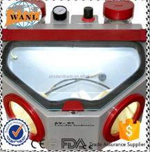 China hot sale dental double pen sandblasting machine