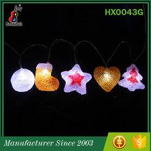 Most popular Luxury Ornament hanging plastic ball lights