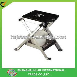 Pro Lightweight Aluminum ATV X-Stand / Foldable Dirt Bike Repair X-Stand / Durable Wide Moto Stance