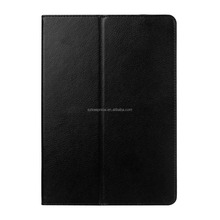 tablet accessories China market of electronic for ipad air leather case