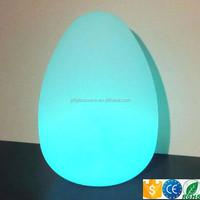 Rechargeable color led table lamps floresan spot lamba