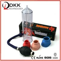 DKK-XH203 male penis enlarger enhancer pump extend device- sexual cock vacuum pump