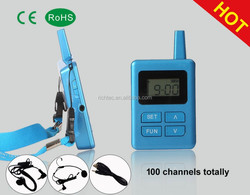 Cheap Tour Guide Equipment Cheap Wireless Tour Guide System