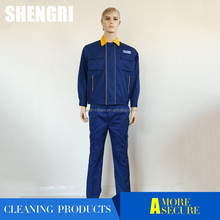 Wholesale Eco-friendly Fabric Cleaning Room Blue Wear Safety