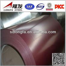 Price Hot rolled steel coils / Roofing prepainted Steel RAL8015