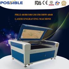 Chine OEM nouvelle promotion laser machine de gravure, Corne de bœuf sculpture
