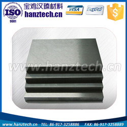 tungsten weight plates sheets price