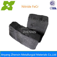 Zhenxin Supply 65%Ferrochrome Nitrided Brick Used for Stainles Steel Casting