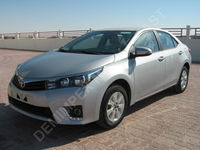 New Car Toyota Corolla 2014