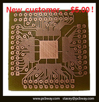 Cheapest 4 layer pcb manufacturer in china