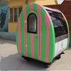 2015 Mobile New Design Food Cart for Fast Food and Drinks