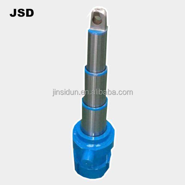 Hydraulic Dump Cylinders : Hydraulic cylinder for dump trailer and fitness equipment