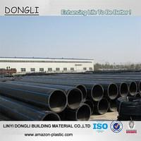 pe pipe sdr 17 pe tubing polyethylene high density hdpe 250mm