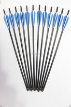Free shipping aluminum arrow 22 inch crossbow aluminum arrows