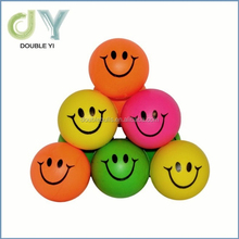 Custom Dazzling Toys Set of 12 Sports Balls for Kids - Soccer Ball, Basketball, Football , Tennis Ball , Smile Face Relaxable Ba