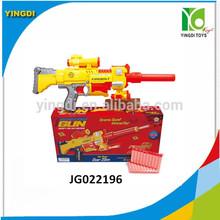 Eva pistola de espuma, arma de fuego suave, pistola de bala suave, bo pistola jg022196