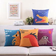 Custom 2015 Creative Fashion Design Cushion Home Decorative Cushion Cover,Cheap Wholesale pillows Cover