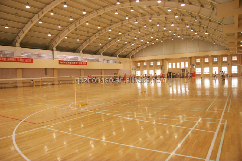 wooden floor fitness floor basketball flooring
