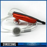 2014 high quality stereo bluetooth headset attach usb earphone