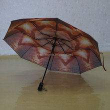 uv protection auto open close promotional automatic umbrella