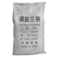 Na3PO4.12(H2O) TSP/trisodium phosphate 98% Manufacturer