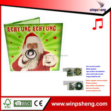 High Quality Greeting Card Music Chip For Baby and Lover