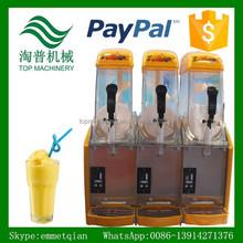 Frozen Drink granita Machine / Slush Granita Frozen Drink Machine with high quality