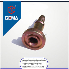 20 years manufacturer experience flexible rubber joint flange pneumatic solenoid valve diaphram air valve rubber joint