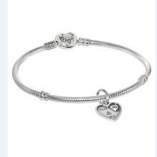 Hot sliver heart charm bracelet with Yi Gu chain bracelet for men