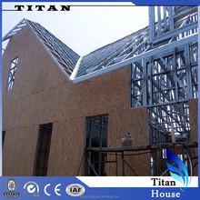 Two Storeys Galvanized Steel Prefabrik Home Plans