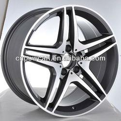 BK443 alloy wheel rim for AMG