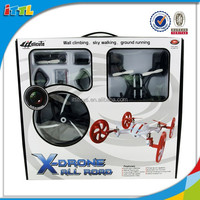 2.4G rc control toy 4 in 1 quadcopter with gyro 300,000 pixel rc quadcopter with camera