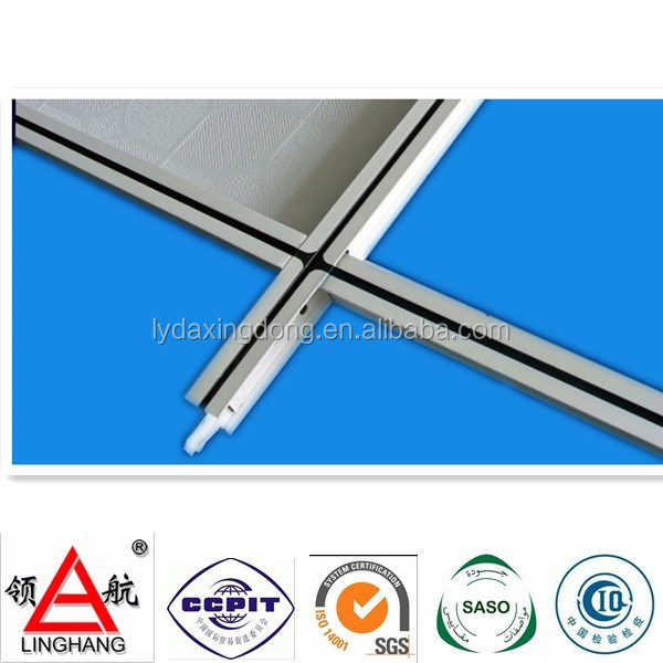 Suspended Ceiling Grids System Furring Channel System